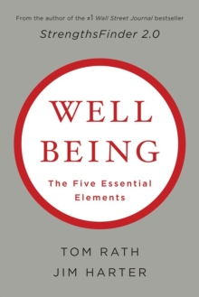Well-being : The Five Essential Elements, Hardback Book