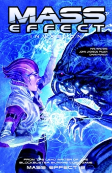 Mass Effect Volume 3: Invasion, Paperback Book