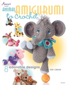 Animal Amigurumi to Crochet : 8 Adorable Designs, Paperback Book