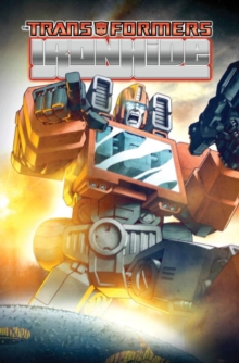 Transformers : Ironhide, Paperback Book