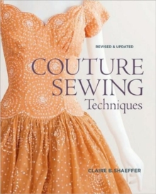 Couture Sewing Techniques, Paperback