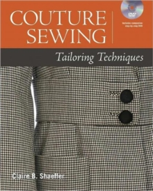 Couture Sewing: Tailoring Techniques, Mixed media product