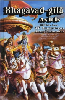 Bhagavad Gita as it is, Hardback