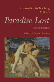 Image of Approaches to Teaching Milton's <i>Paradise Lost</i>
