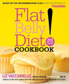 Flat Belly Diet! Cookbook, Hardback