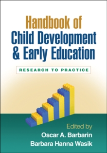 Image of Handbook of Child Development and Early Education : Research to Practice