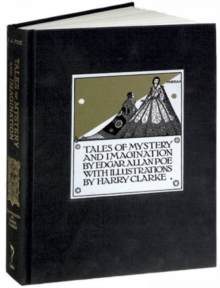 Tales of Mystery and Imagination, Hardback Book