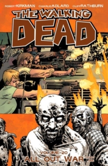 Walking Dead : All Out War Part 1, Paperback