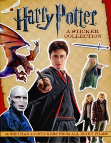 Harry Potter : A Sticker Collection, Stickers Book