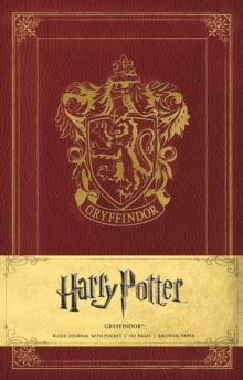 Harry Potter Gryffindor, Hardback