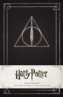 Harry Potter Deathly Hallows, Hardback Book