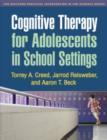 Image of Cognitive Therapy for Adolescents in School Settings