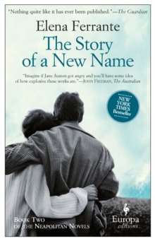 The Story of a New Name : Book 2, Paperback Book