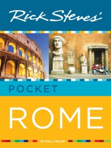 Rick Steves' Pocket Rome, Paperback Book
