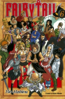 Fairy Tail 6, Paperback