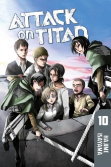 Attack on Titan 10, Paperback