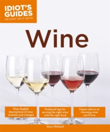 Idiot's Guides: Wine, Paperback