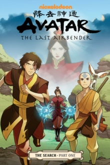Avatar: The Last Airbender : Search Part 1, Paperback