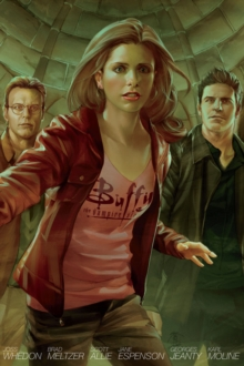 Buffy the Vampire Slayer Season 8 Library Edition Volume 4, Hardback