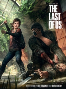 The Art of the Last of Us, Hardback