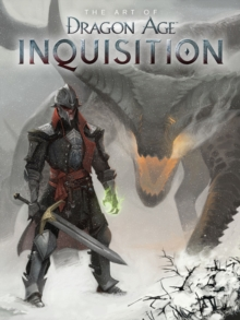 The Art of Dragon Age: Inquisition, Hardback Book