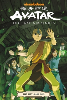 Avatar: The Last Airbender: The Rift Part 2, Paperback