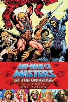 He-Man and the Masters of the Universe Minicomic Collection, Hardback