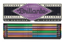 Brillante Pencils, Kit Book