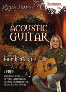 Acoustic Guitar: Beginner - Featuring John McCarthy, DVD