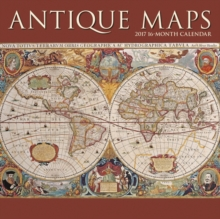 ANTIQUE MAPS W 2017,  Book