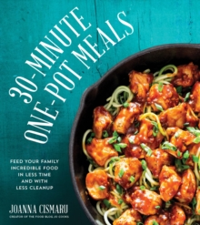 30-Minute One-Pot Meals, Paperback