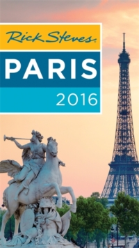 Rick Steves Paris, Paperback