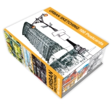 Urban Sketching: 100 Postcards : 100 Beautiful Location Sketches from Around the World, Postcard book or pack