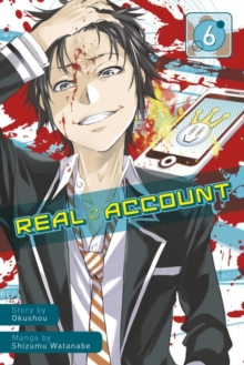 Real Account Volume 6 : Vol. 6, Paperback Book