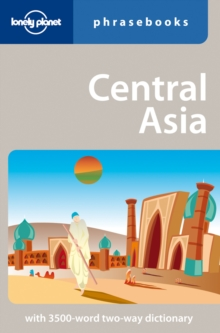 Lonely Planet Central Asia Phrasebook, Paperback