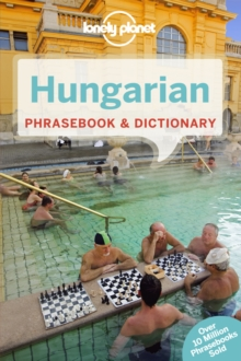 Lonely Planet Hungarian Phrasebook & Dictionary, Paperback