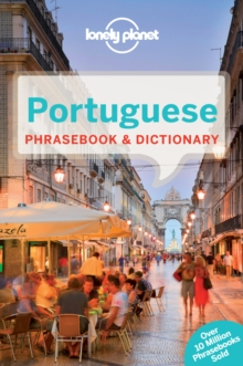 Lonely Planet Portuguese Phrasebook & Dictionary, Paperback Book