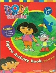 Dora the Explorer Jigsaw Book, Board book