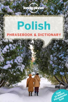 Lonely Planet Polish Phrasebook & Dictionary, Paperback
