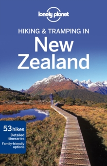 Lonely Planet Hiking & Tramping in New Zealand, Paperback