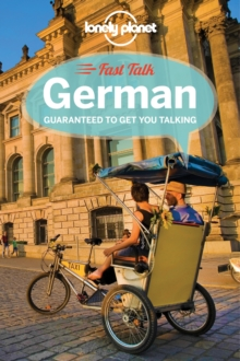 Lonely Planet Fast Talk German, Paperback