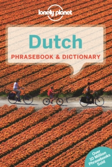Lonely Planet Dutch Phrasebook & Dictionary, Paperback Book