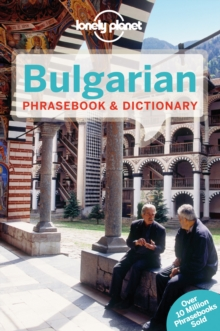 Lonely Planet Bulgarian Phrasebook & Dictionary, Paperback