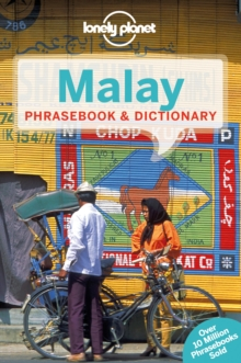 Lonely Planet Malay Phrasebook & Dictionary, Paperback