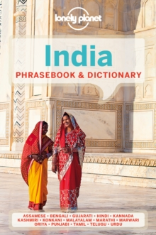 Lonely Planet India Phrasebook & Dictionary, Paperback