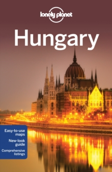 Lonely Planet Hungary, Paperback