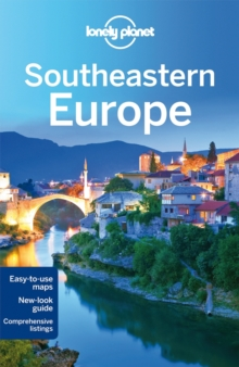 Lonely Planet Southeastern Europe, Paperback