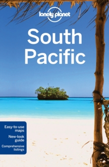 Lonely Planet South Pacific, Paperback