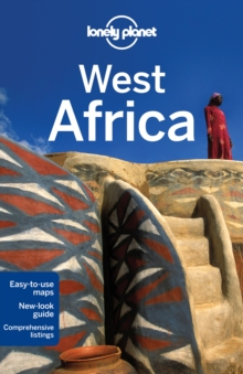 Lonely Planet West Africa, Paperback Book