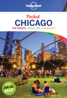 Lonely Planet Pocket Chicago, Paperback